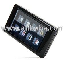 MP4 Player Touch Screen + G-Sensor