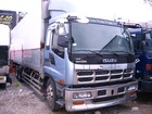 Isuzu Giga 10 Wheeler Wing Van (AS IS)
