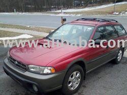 1998 SUBARU LEGACY OUTBACK WAGON CAR