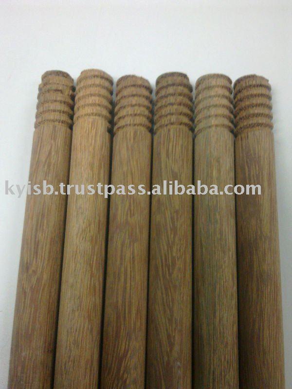 threaded wood dowel