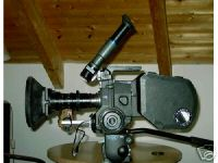 Aaton Ltr7 Super 16 Film Camera