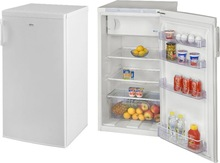 Refrigerator with Low Temperature Compartment