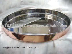 Copper Thali BSARS-11 Restaurant supplies