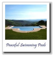 Peaceful Swimming Pools