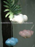 Cloud Hanging Vase