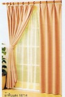 Lined Tab Curtains
