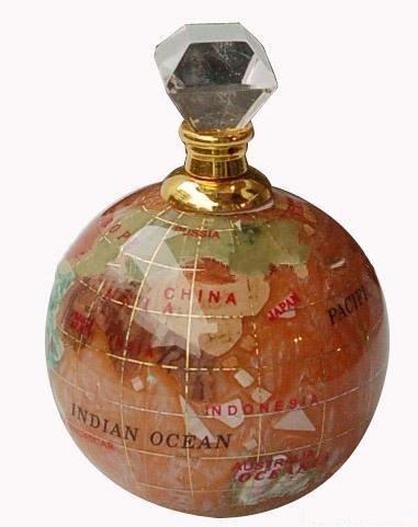 perfume bottle/stone perfume bottle/cosmetic packaging