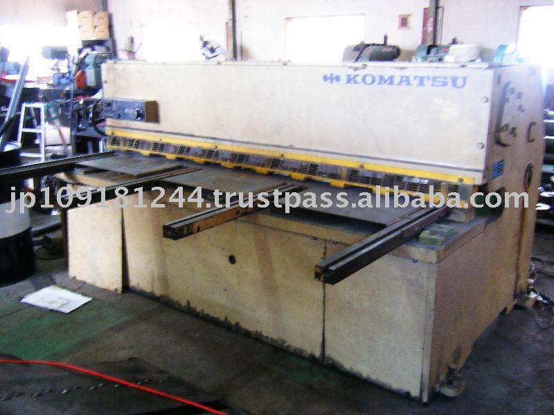 Hydraulic Shearing Machine SHS 4*255