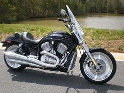 2005 Harley-Davidson VRSC motorcycle