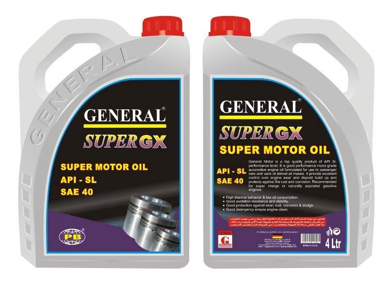 General Super Plus Motor Oil Buy Motor Oil Product On