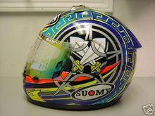 Suomy Extreme Biaggi Motorcycle Helmet