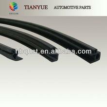 EPDM/PVC/silicone rubber door seals shower door seals strip