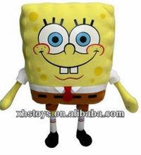 lovely soft sponge bob toy