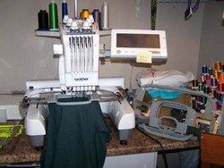 Brother PR600 machine for Sale