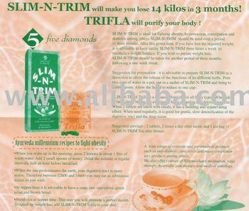 SLIM N TRIM medicine
