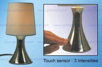 Lampe de chevet turin touch sensor lamp turino - Lampe de chevet touch ...