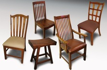 Australian Recycled timber Dining Chairs