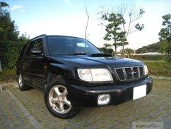 2000 Subaru Forester Japanese used car