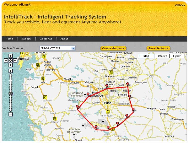 Tracking Fleet