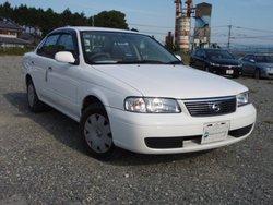 2004 Nissan Sunny Japanese used car