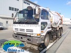 1990 Used NISSAN BIG THUMB 7.8t BACUUM DUMPER TRUCK