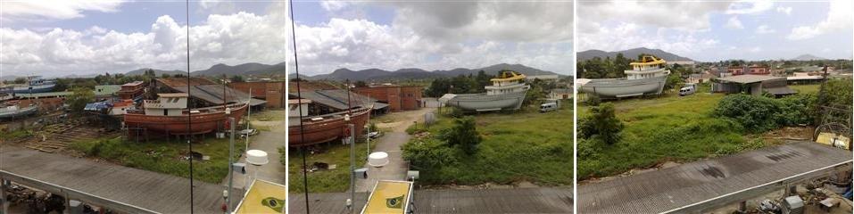 Offshore de pesca de atum barco e construção naval quintal