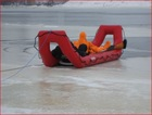 Rescue inflatable boat MNSL