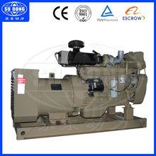 For sales 200KW/250KVA!Cummins Marine Diesel Generator With Stamford Alternator