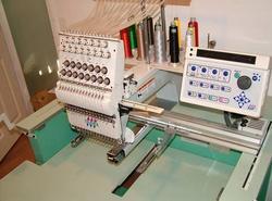2002- Tajima Single Head 15 Color Embroidery Machine