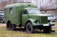 USSR ARMY TRUCK - GAZ-63