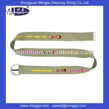 custom cheap classic printed belt