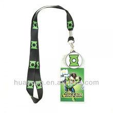 cartoon id badge holder lanyard for sale