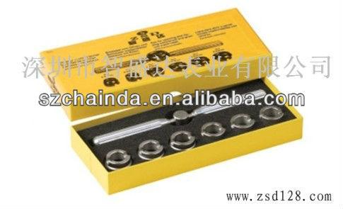 Zsd 5537 Kits caso chave para abertura clo - cante assista ferramentas