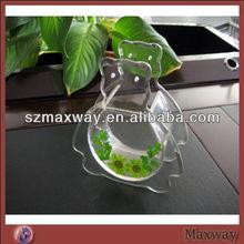 Unique Animal Shaped Acrylic Vase