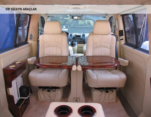 vip car interior design