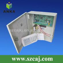 Intrusion alarm auto dial 8-zone intelligent alarm system