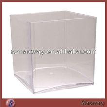 Upgrade Acrylic Cube Vase