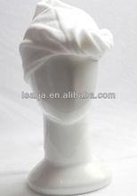 80% polyester, 20% polyamid dry hair cap