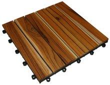 Teak Floor Tile