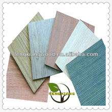 high quality embossed mdf plywood/Melamine mdf sheet