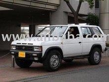 1991 NISSAN Pathfinder /SUV/LHD/166000km/Gas/Petrol/White Used car