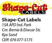 Labels on vinyl