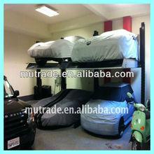 2 post portable hydraulic mini car hoist