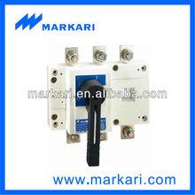 125A 4P load break isolation switch