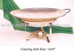 Tava Chafing dish, catering dish, restaurant supplies