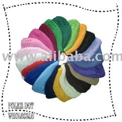 Wholesale Kufi/Crochet Beanies Infant Toddler