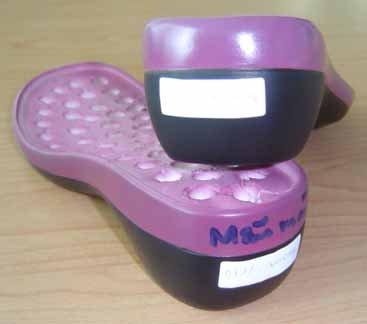 PU / TPU / TPR Shoe-soles