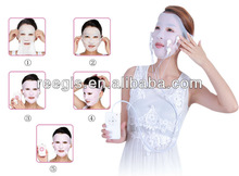 2013 THB Newest Beauty Good Vibration Face Mask For Dry Skin