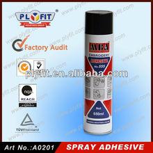 waterproof spray adhesive
