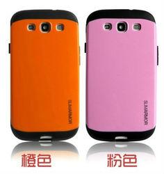 Platic spigen SGP case for Samsung galaxy S3 I9300 slim armor case